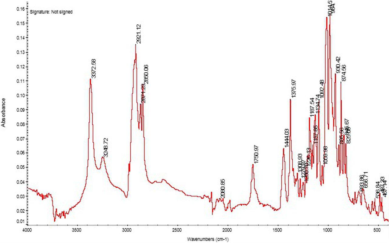 fundamentals of fourier transform infrared spectroscopy pdf