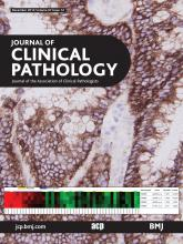 Journal of Clinical Pathology: 67 (12)