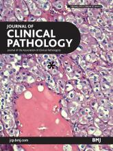 Journal of Clinical Pathology: 67 (2)