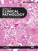 Journal of Clinical Pathology: 67 (8)