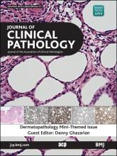 Journal of Clinical Pathology: 68 (12)