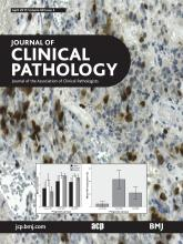 Journal of Clinical Pathology: 68 (4)