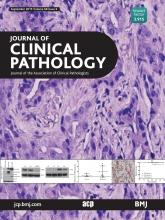 Journal of Clinical Pathology: 68 (9)