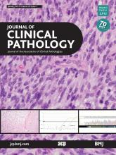Journal of Clinical Pathology: 70 (1)