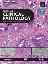Journal of Clinical Pathology: 70 (10)