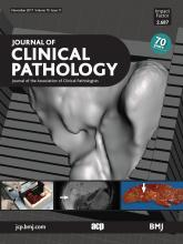 Journal of Clinical Pathology: 70 (11)