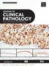 Journal of Clinical Pathology: 71 (11)