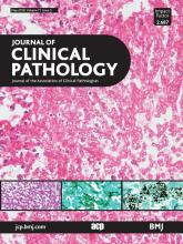 Journal of Clinical Pathology: 71 (5)