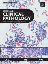 Journal of Clinical Pathology: 72 (11)