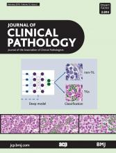 Journal of Clinical Pathology: 72 (2)