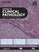 Journal of Clinical Pathology: 72 (4)