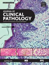 Journal of Clinical Pathology: 72 (7)