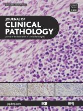 Journal of Clinical Pathology: 74 (2)
